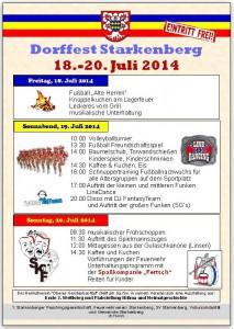 Dorffest2014